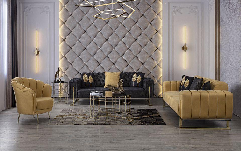 Nuga Luxury Koltuk Takımı