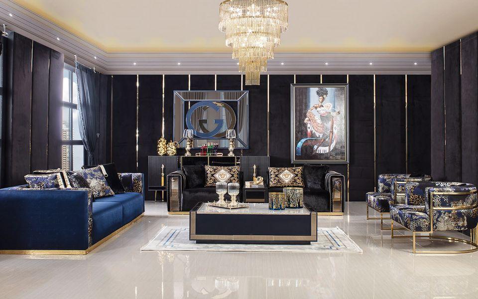 Vignetta Luxury Koltuk Takımı