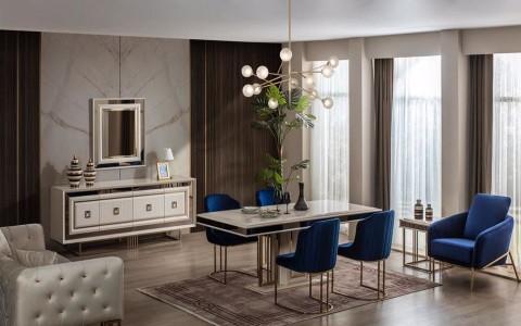 Rixos Luxury Yemek Odası Takımı