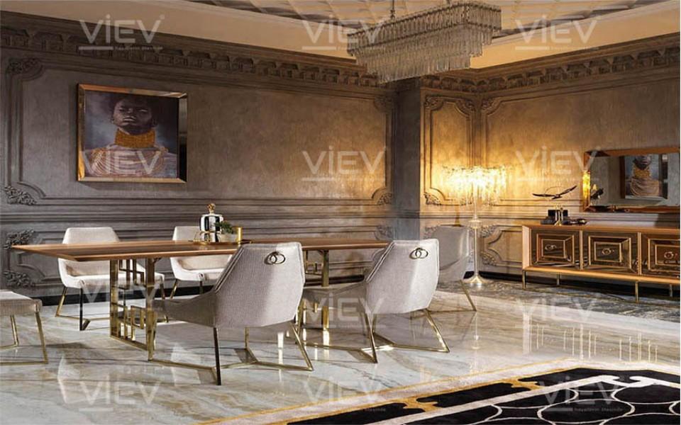 Grande Luxury Yemek Odası