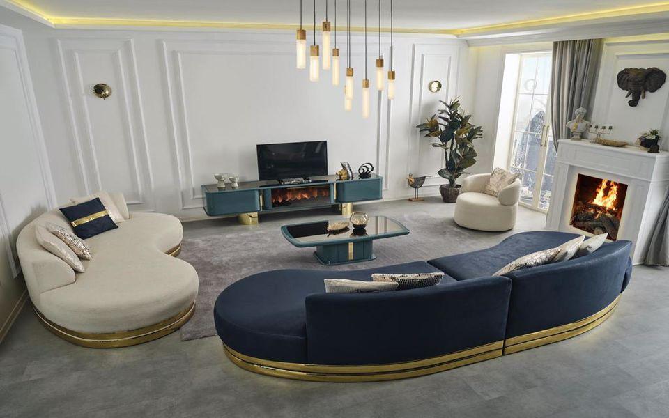 Kuğu Luxury Koltuk Takımı