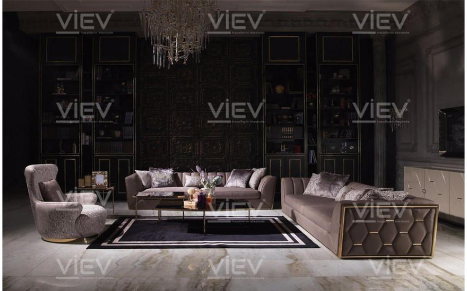 Prag Luxury Koltuk Takımı