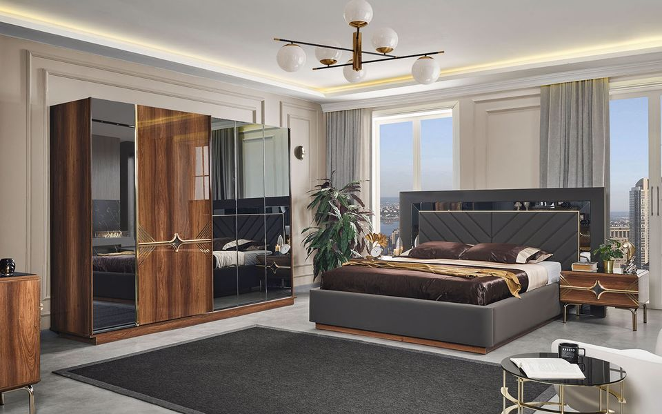 Deluxe Yatak Odası Takımı