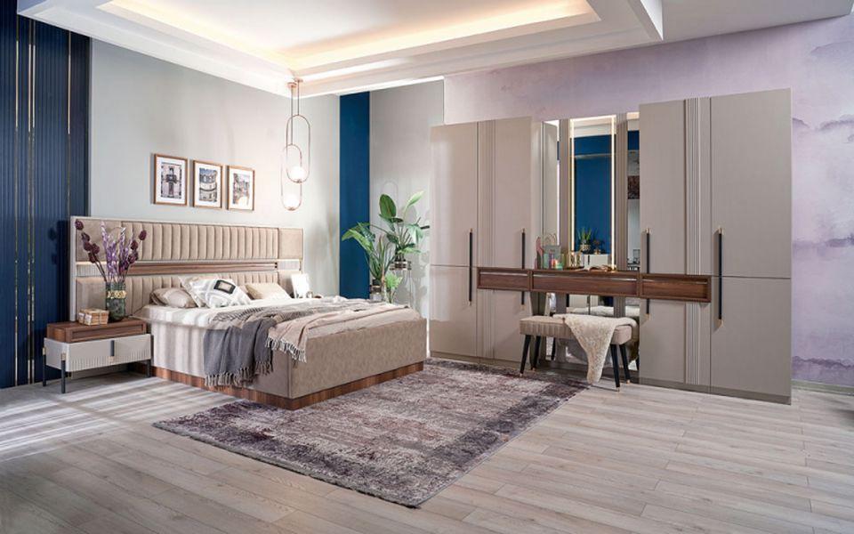 Liza Modern Yatak Odası Takımı