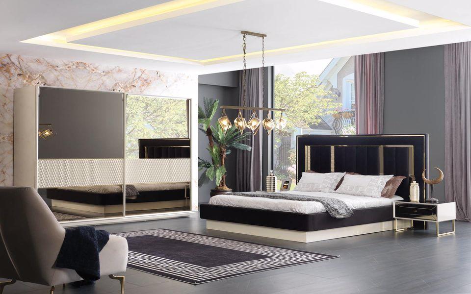 Arte Luxury Yatak Odası Takımı