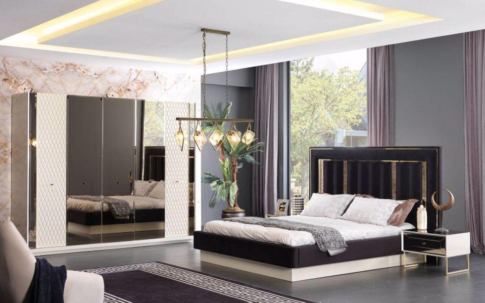 Arte Luxury 5 Kapılı Yatak Odası Takımı