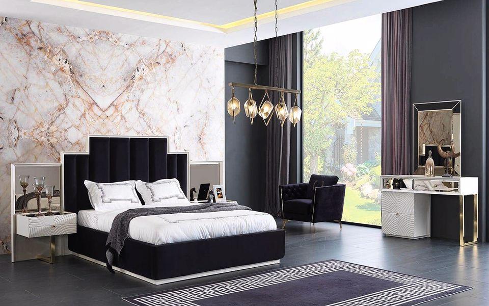 İnci Luxury Yatak Odası Takımı