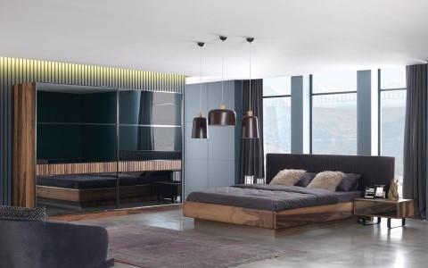 Palermo Luxury Yatak Odası Takımı