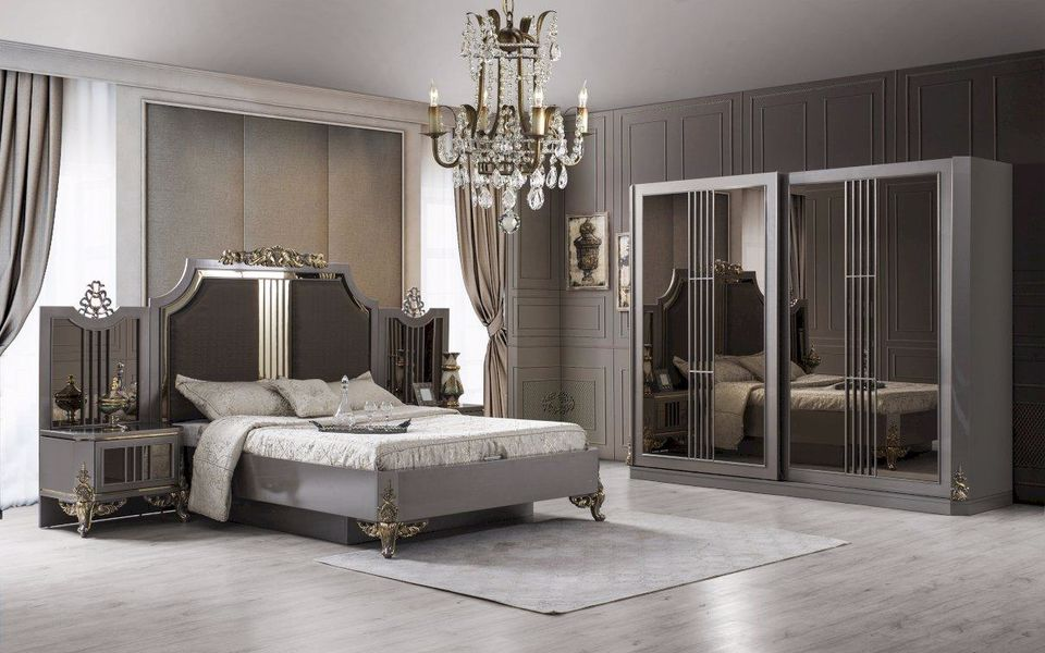 Versace Luxury Yatak Odası Takımı
