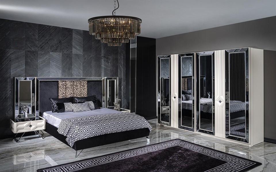 Asus Modern Yatak Odası Takımı