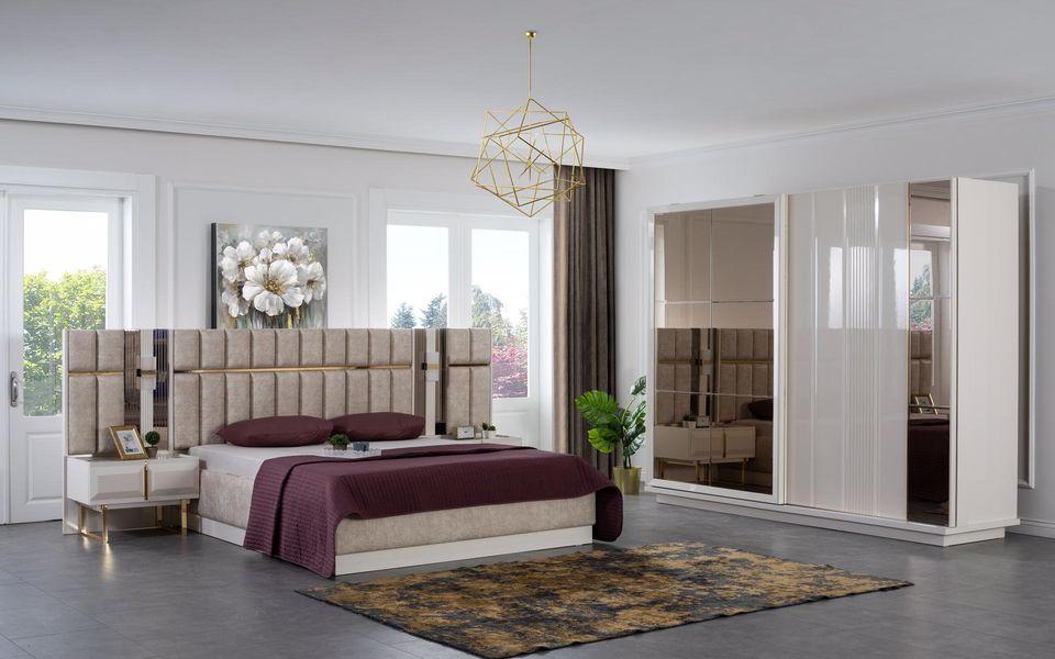 Pianno Luxury Yatak Odası Takımı