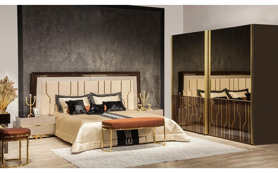 Vitra Luxury Yatak Odası Takımı
