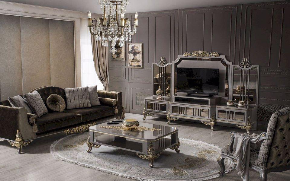Versace Luxury Duvar Ünitesi