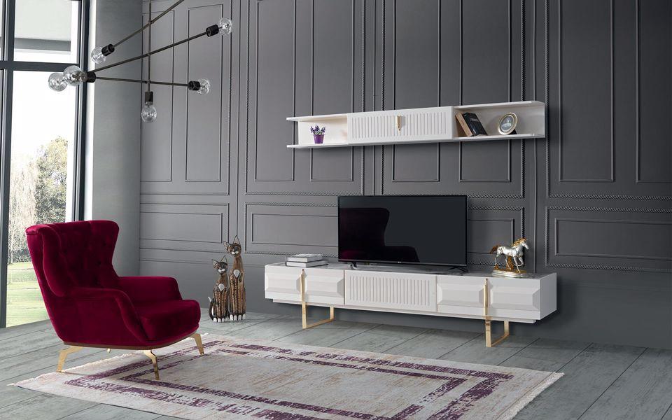 Pianno Luxury Tv Ünitesi