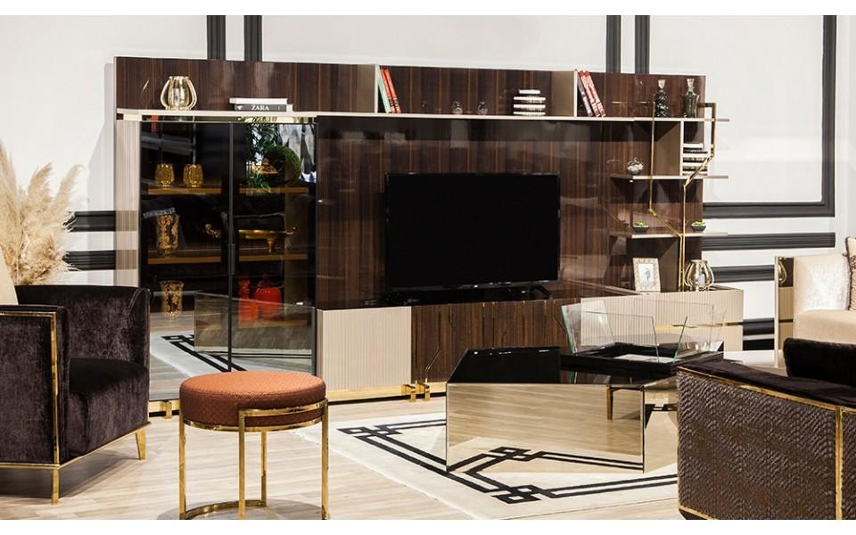 Vitra Luxury Tv Ünitesi