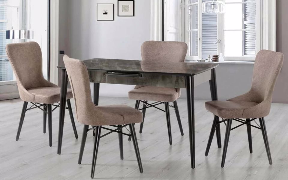 Cosmos Mutfak Masa Sandalye Takımı
