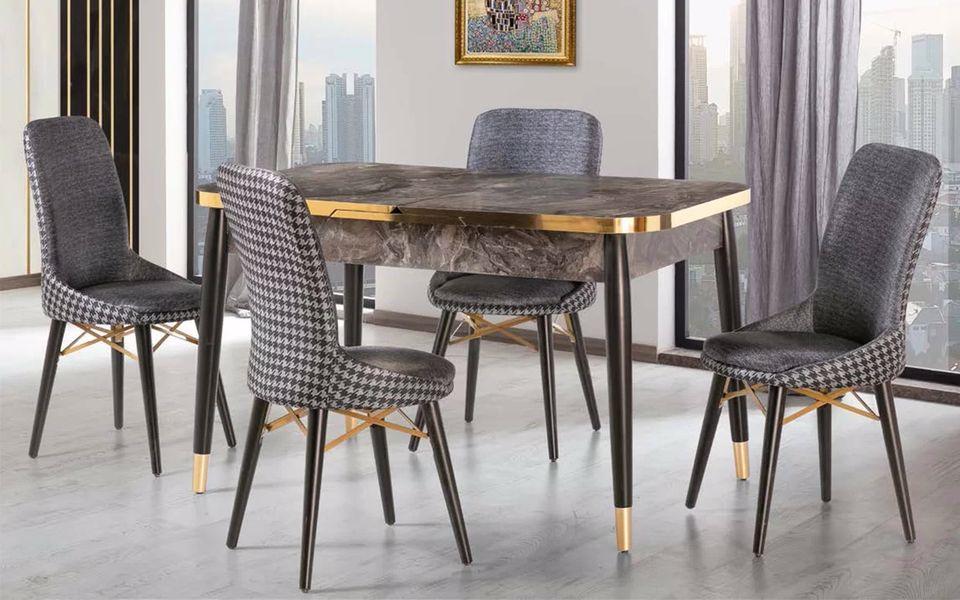 Lenova Mutfak Masa Sandalye Takımı