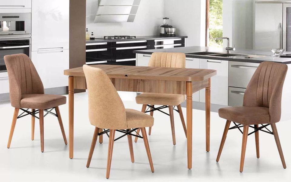 Pery Mutfak Masa Sandalye Takımı