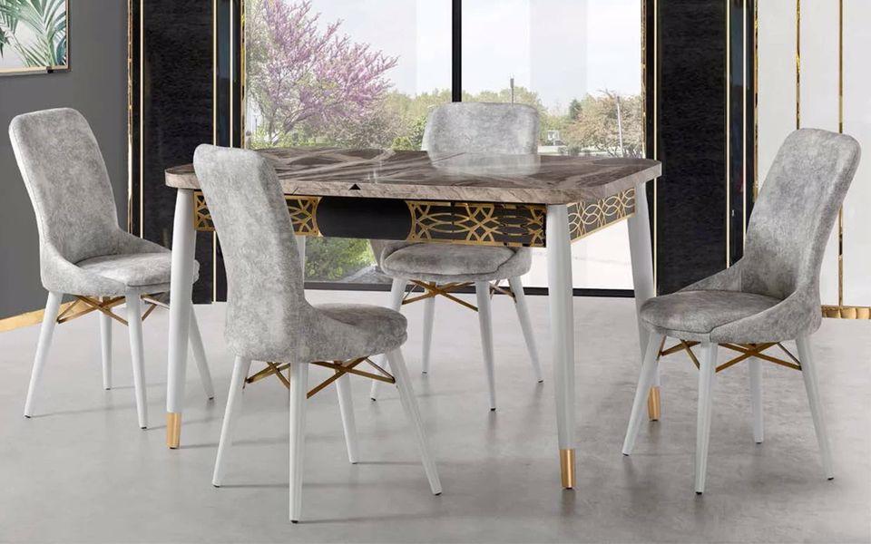 Vip Mutfak Masa Sandalye Takımı