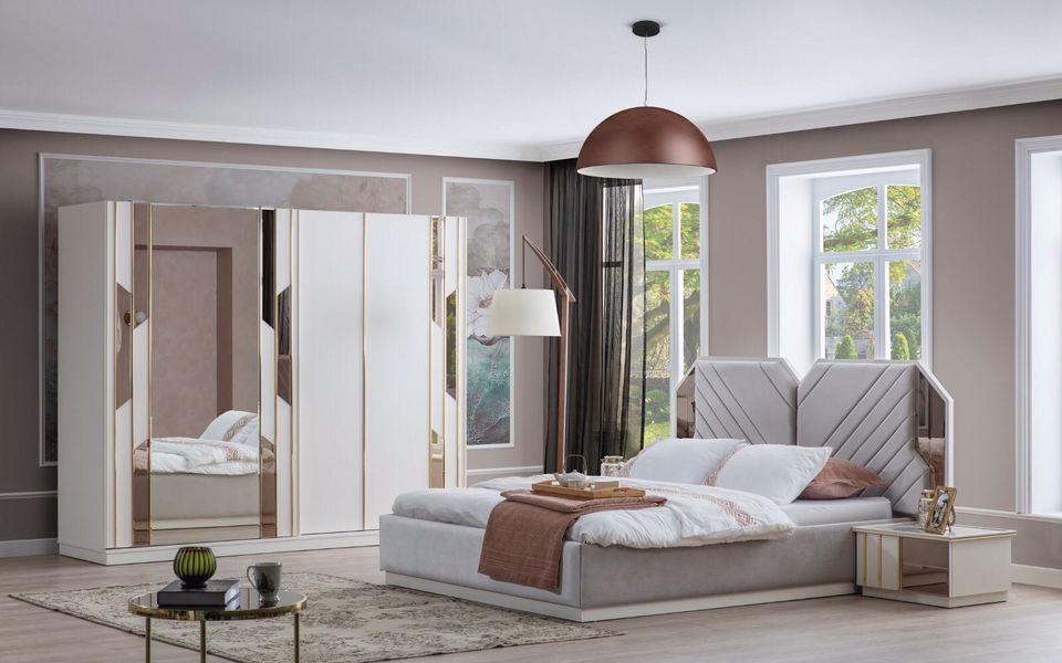 Gold Premium Yatak Odası Takımı