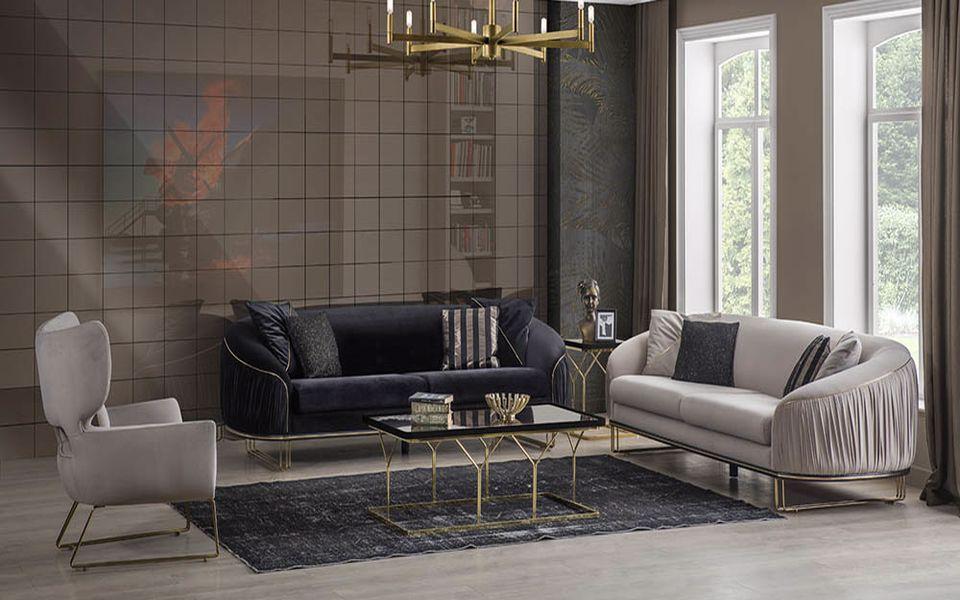 Perla Luxury Koltuk Takımı