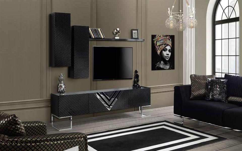 Vip Modern Luxury Tv Ünitesi