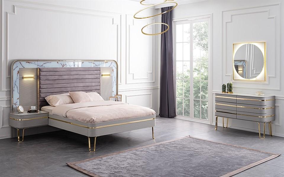 Angelia Lüks Yatak Odası Takımı