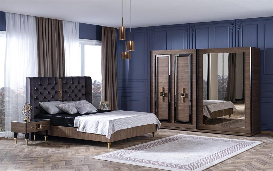 Paris Pessaro Yatak Odası Takımı