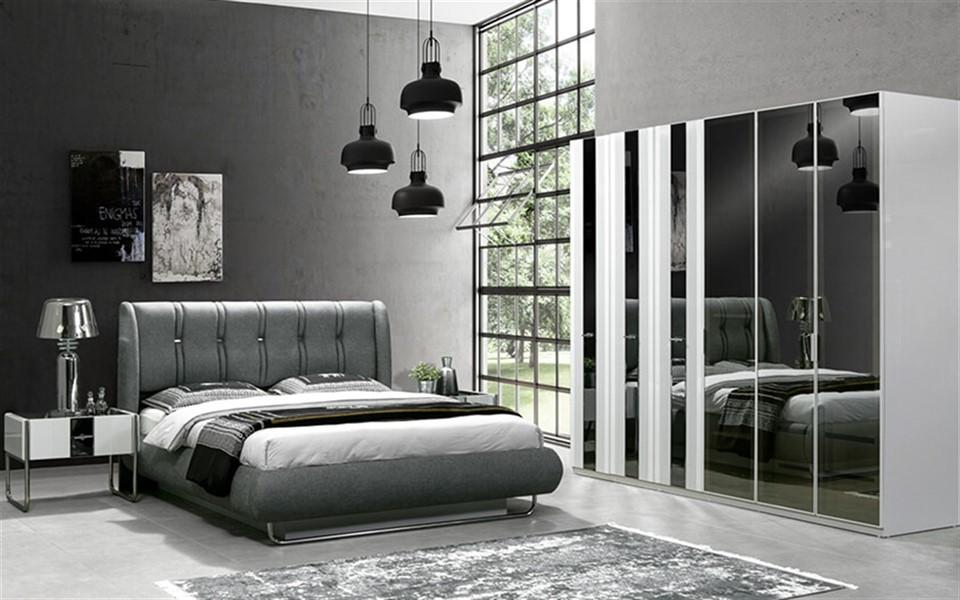 Asin Beyaz Yatak Odası Takımı