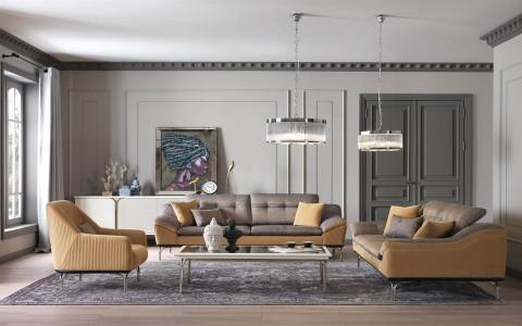 Lotus Luxury Koltuk Takımı