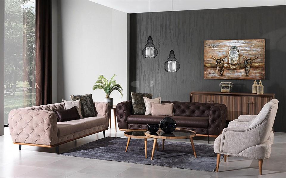 Rodos Luxury Koltuk Takımı