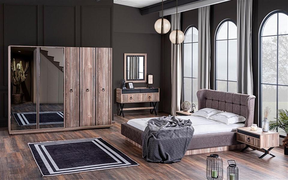 Bamboo Yatak Odası Takımı