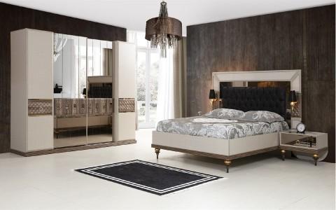 Melek Luxury Yatak Odasi Takimi