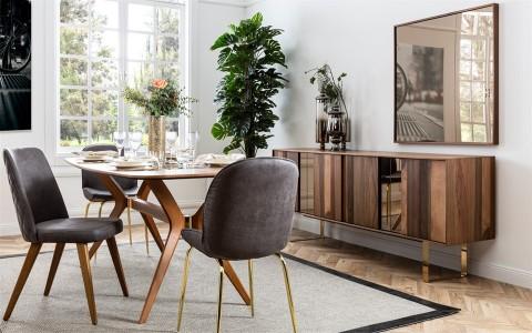 Vega Luxury Yemek Odası Takımı