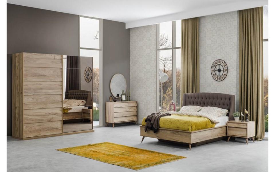 Luna Modern Yatak Odası Takımı