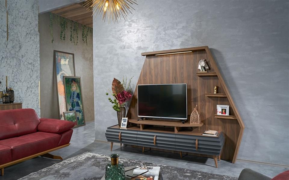 Zenit Modern TV Ünitesi