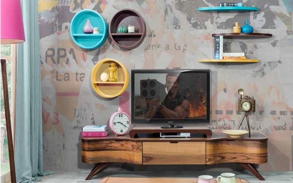 Vego Modüler Tv Ünitesi