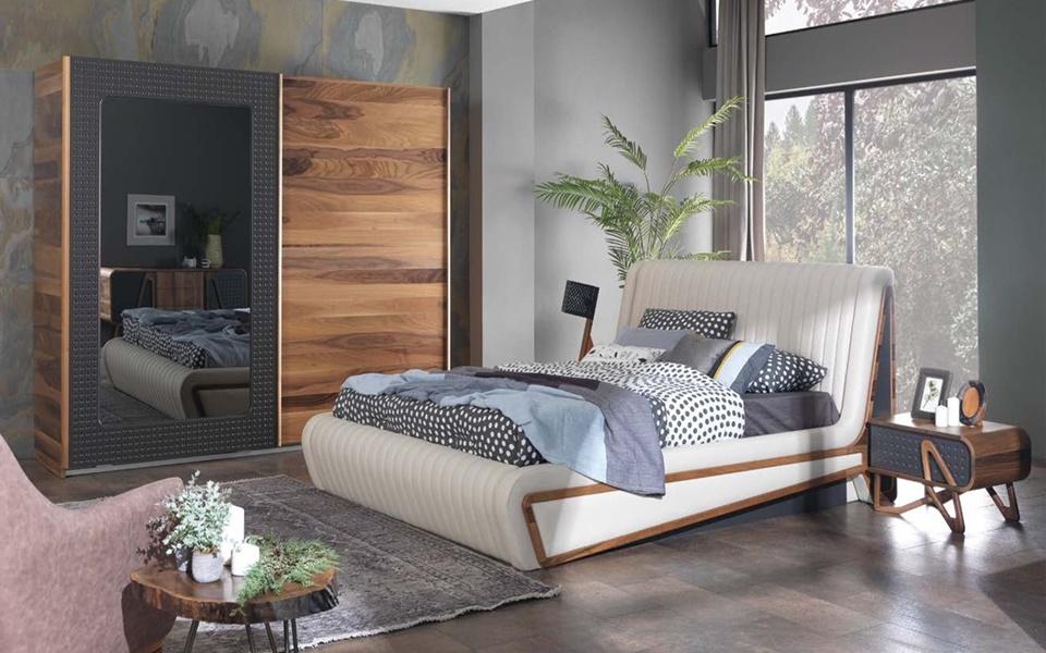 Batıkan Modern Yatak Odası Takımı