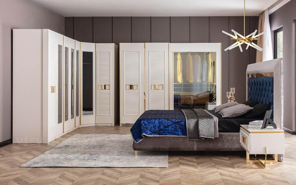 Gloria Modern Giyinme Odası