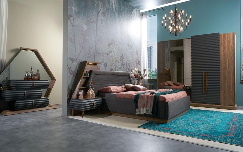 Zenit Modern Yatak Odası Takımı