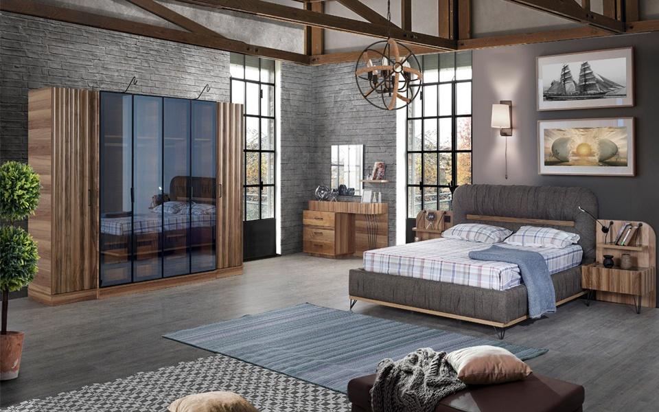 Tarz Yatak Odası