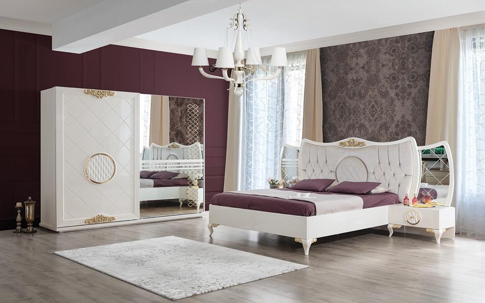 Rodos Modern Avangard Yatak Odası Takımı