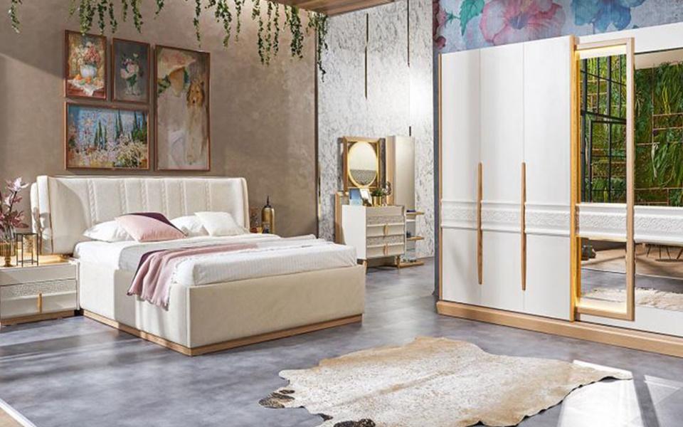Saroz Modern Yatak Odası Takımı