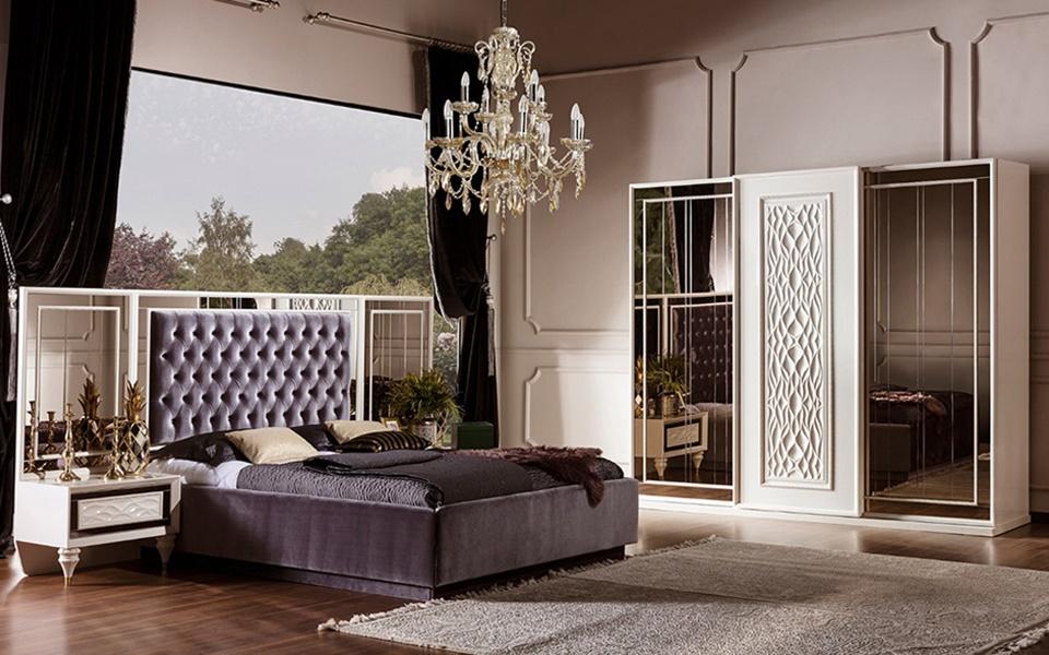 Valencia Art Deco Yatak Odası
