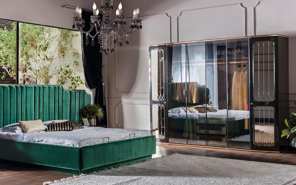 Milano Lüks Yatak Odası Takımı