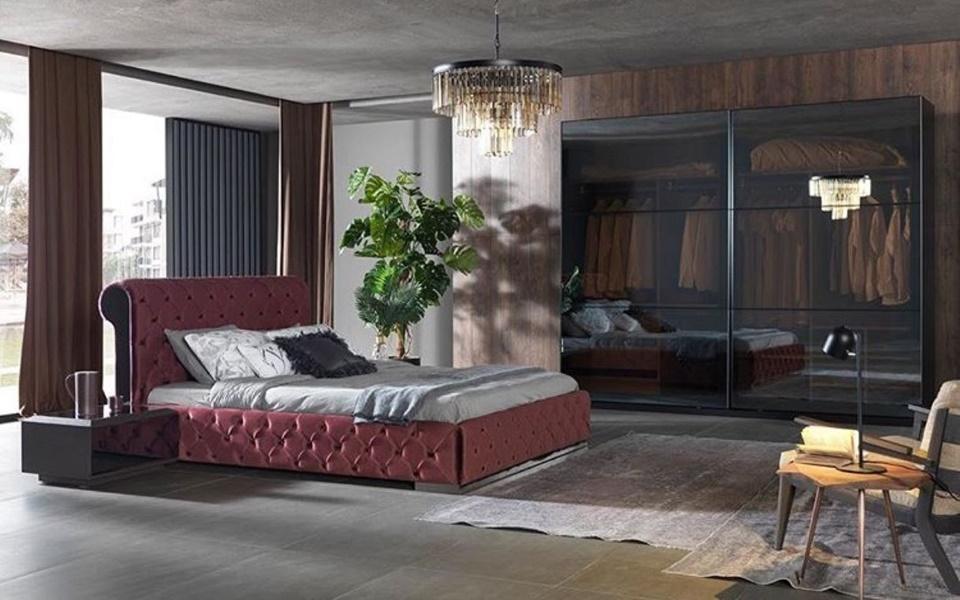 Monica Yatak Odası Takımı
