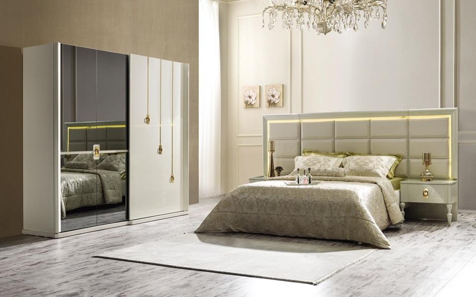 Flore Lüks Yatak Odası