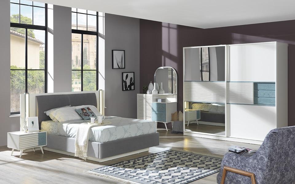 Cumba Aytaşı Yatak Odası