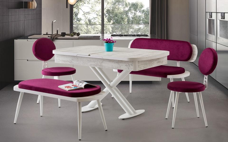 Destini Mutfak Masa Sandalye Takımı