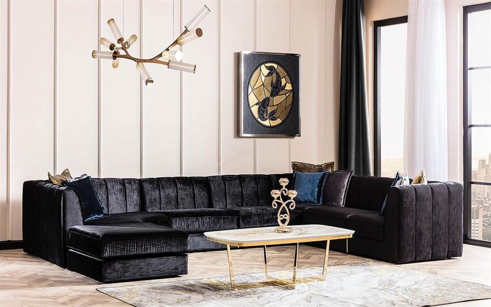 Gloria Luxury Köşe Takımı